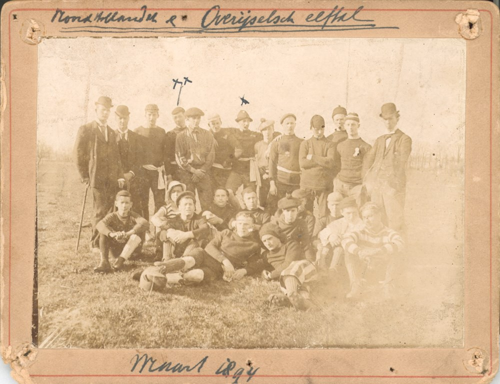 1894 Voetbal Overijssels elftal