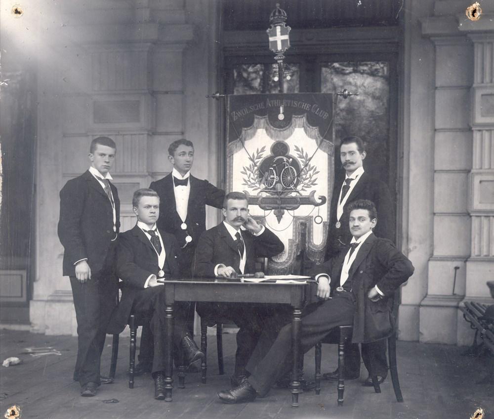 1896 Bestuur Het  Z.A.C.-bestuur