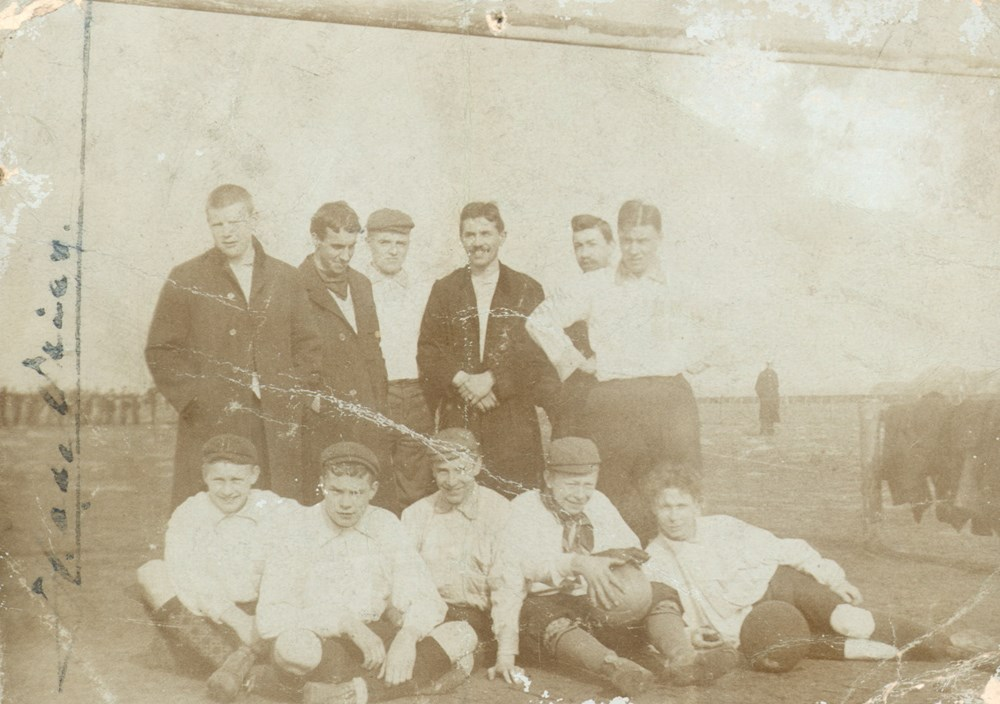 1902 Voetbal Z.A.C. 1