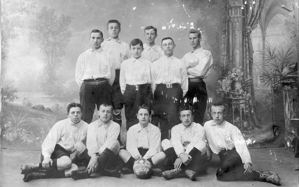 1906 Voetbal Z.A.C. 3