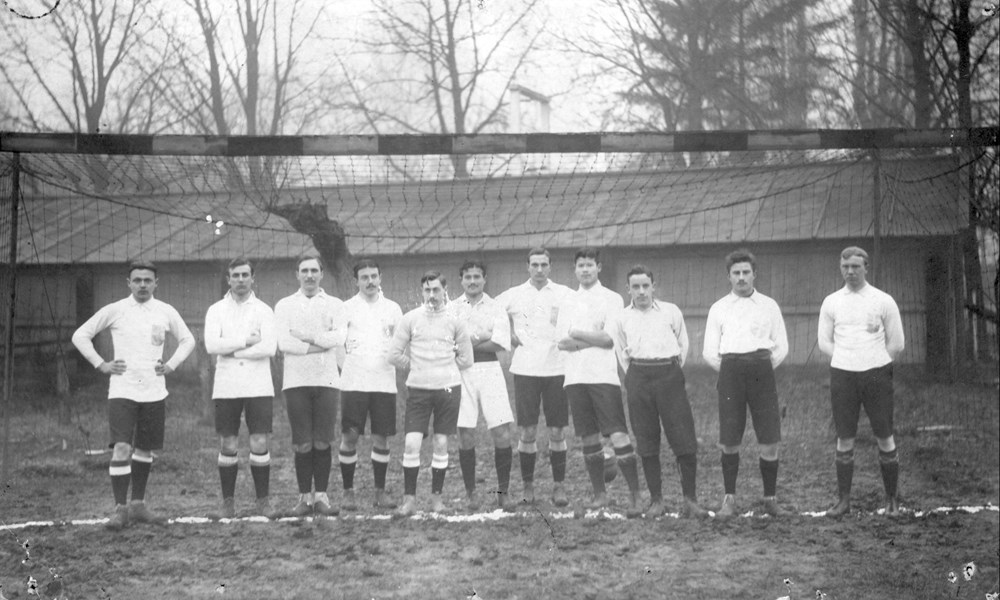 1910 Voetbal Z.A.C.1