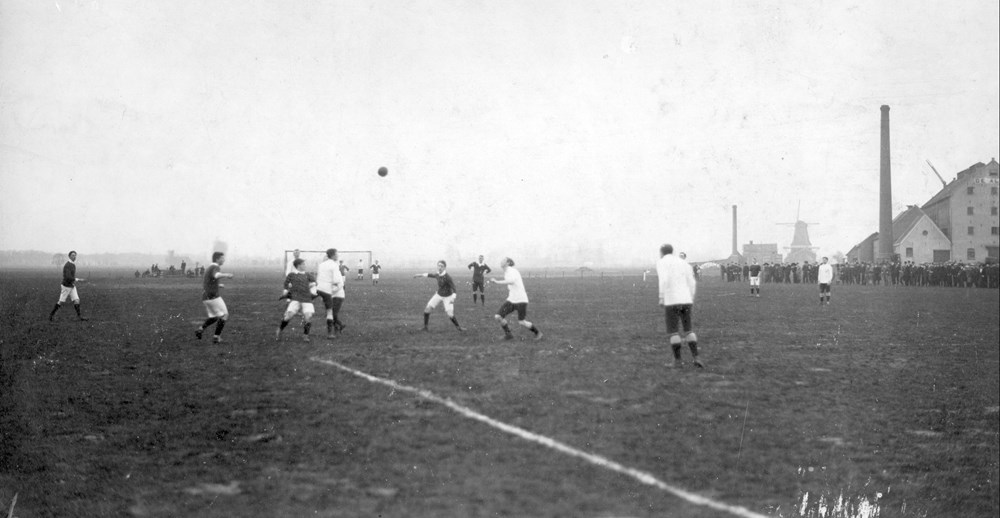 1911 Voetbal  Z.A.C. 1