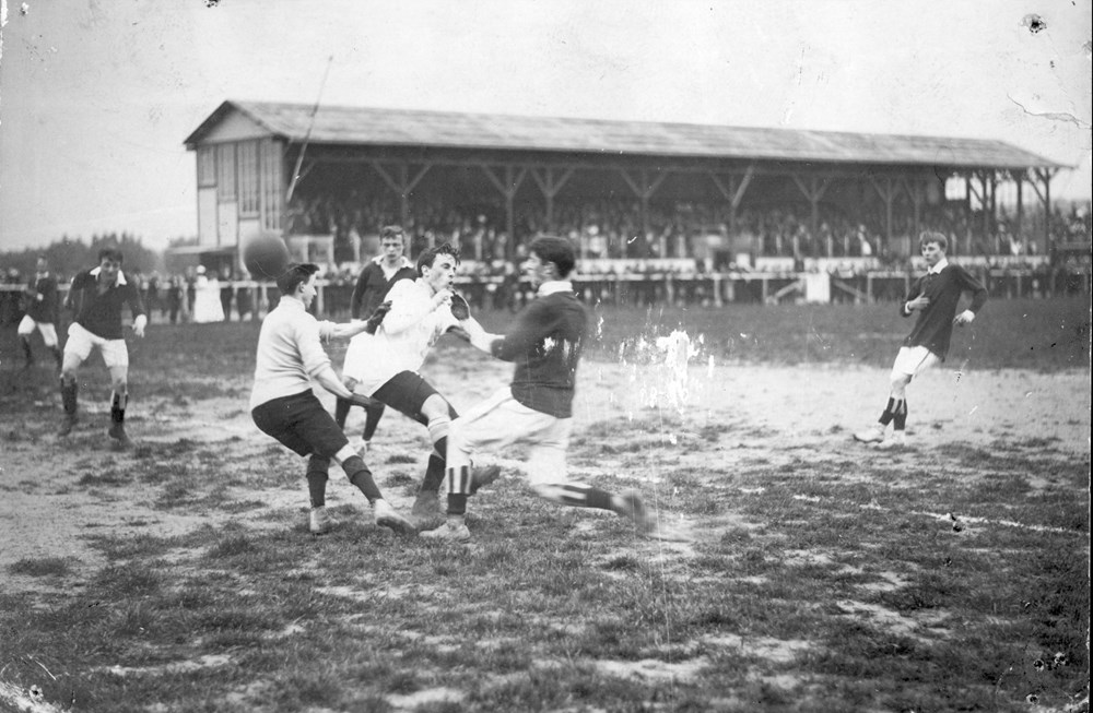 1912 Voetbal  Z.A.C. 1