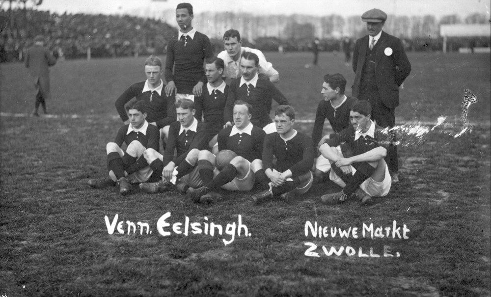 1913 Voetbal Verenigingsleven