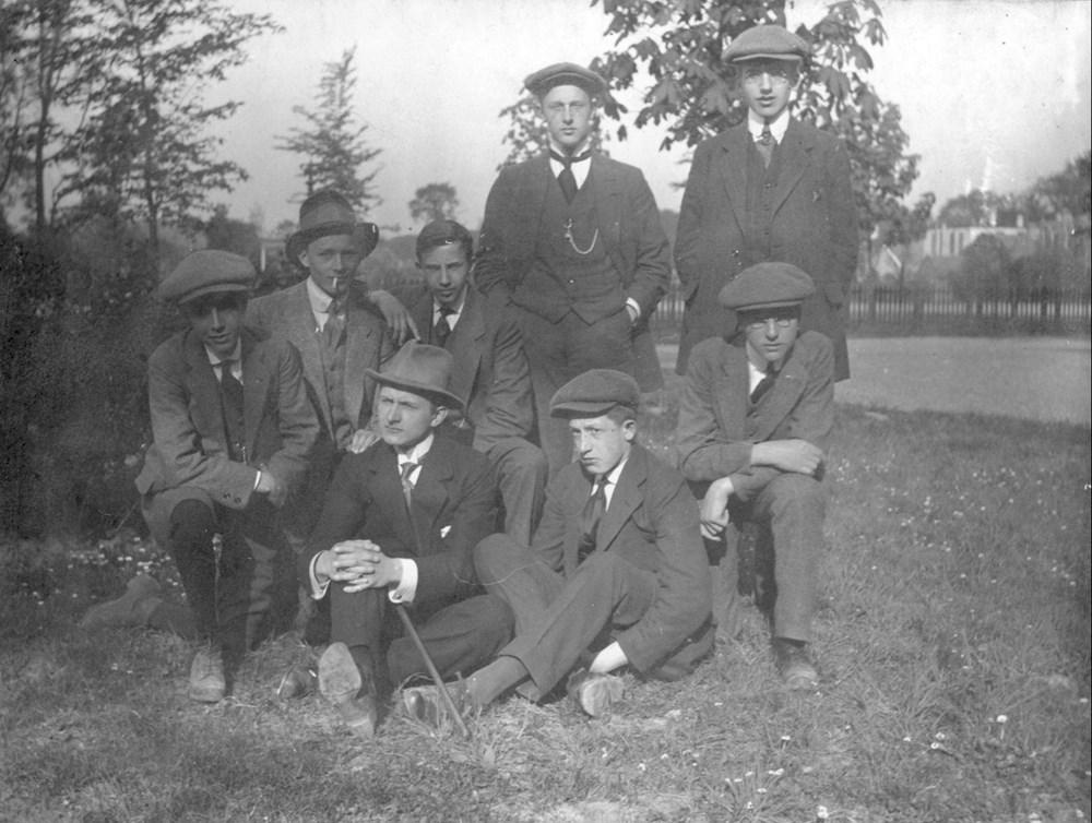 1914 Verenigingsleven Supporters