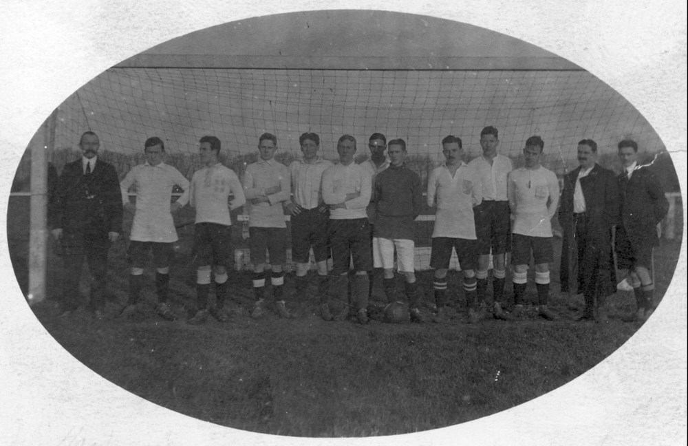 1915 Voetbal Z.A.C. 1