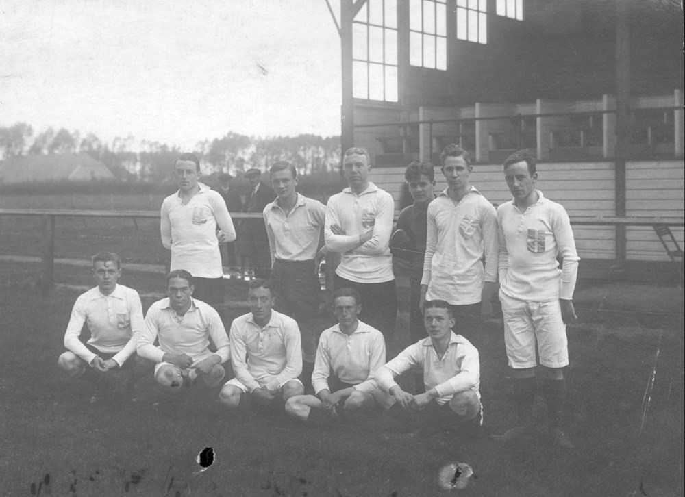 1917 Voetbal Z.A.C. 1