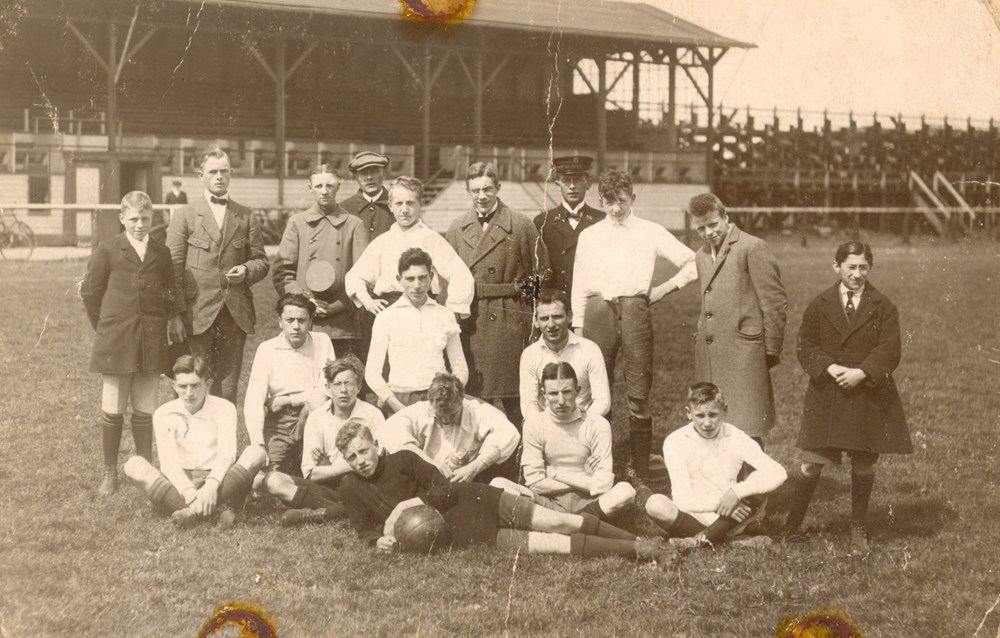 1918 Voetbal Z.A.C. 3