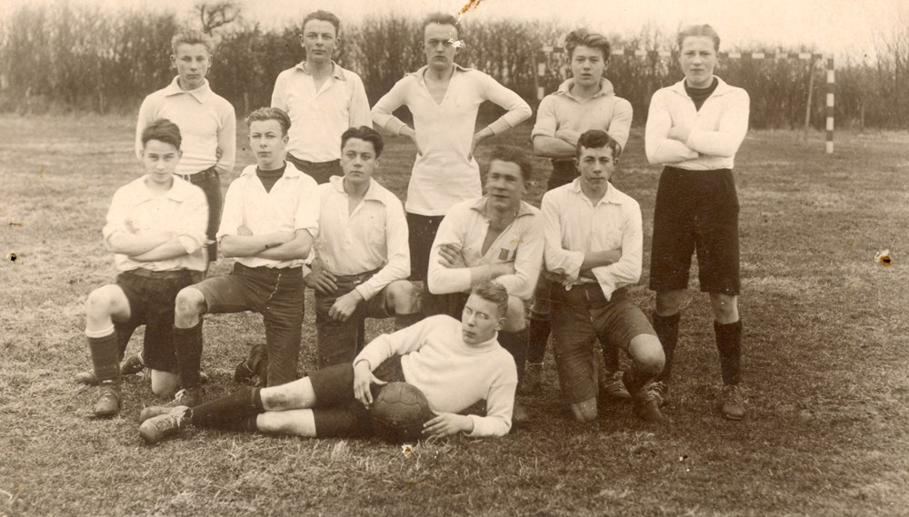 1919 Voetbal Z.A.C. 3