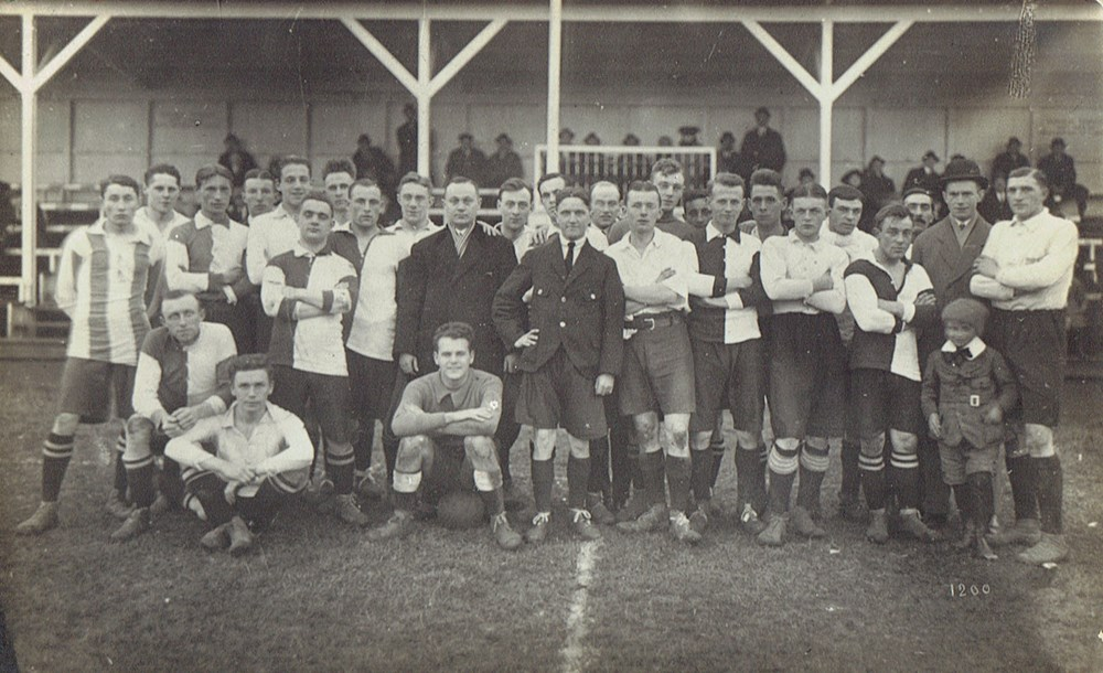 1920 Voetbal Z.A.C. 1