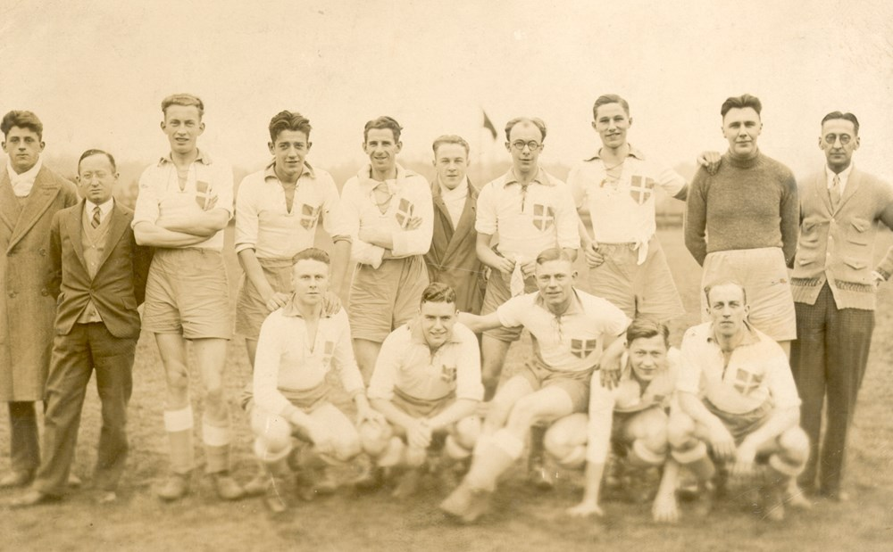 1931 Voetbal Z.AC. 1