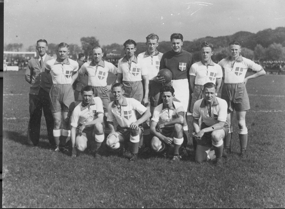 1932 Voetbal Z.A.C. 1