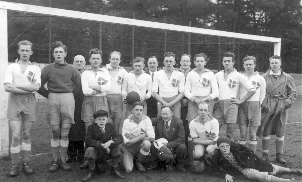 1933 Voetbal Z.A.C. 1