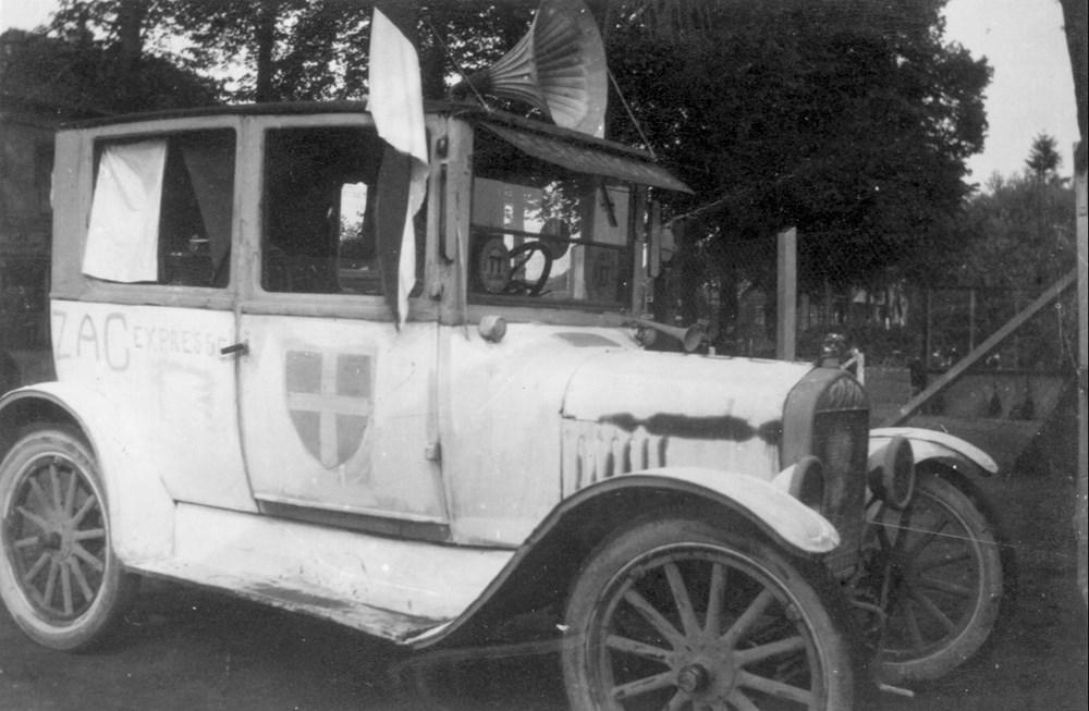 1934 Verenigingsleven De Z.A.C. Expresse