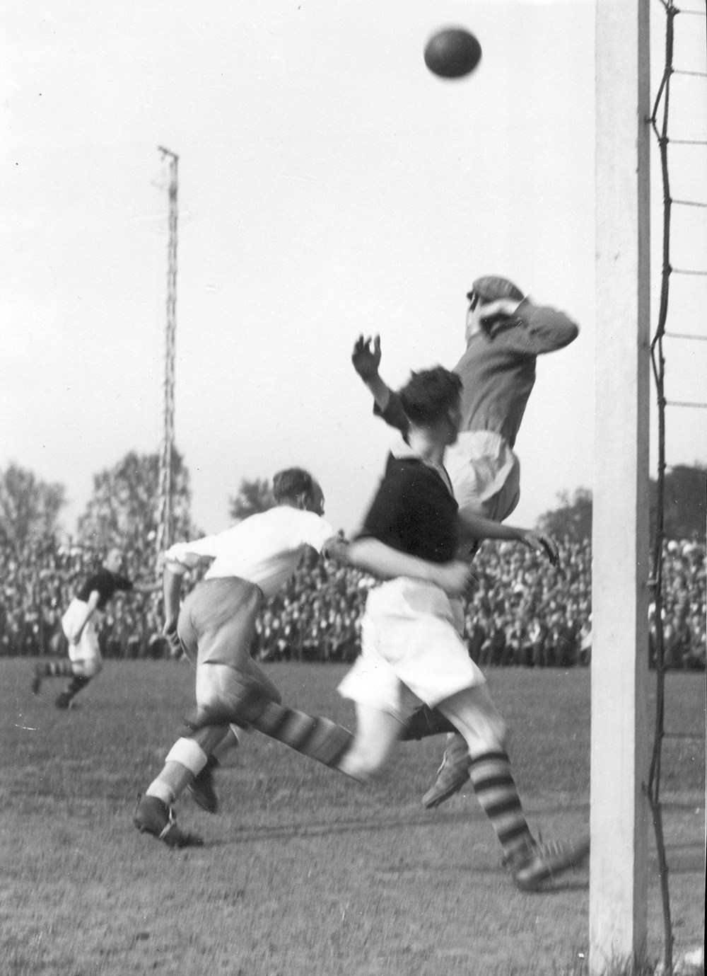 1934 Voetbal Z.A.C. 1