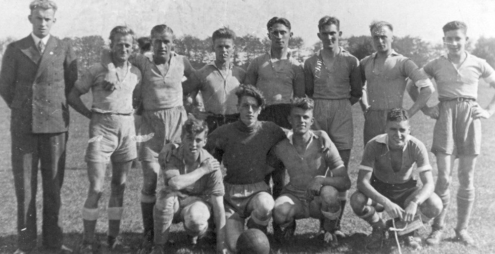 1935 Voetbal Z.A.C. 3