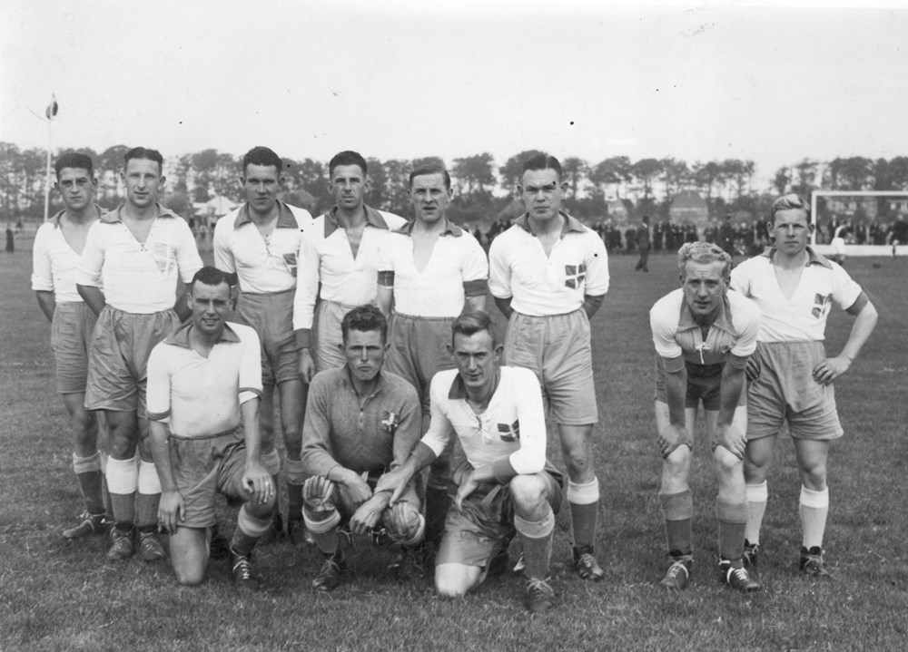 1938 Voetbal Z.A.C. 1
