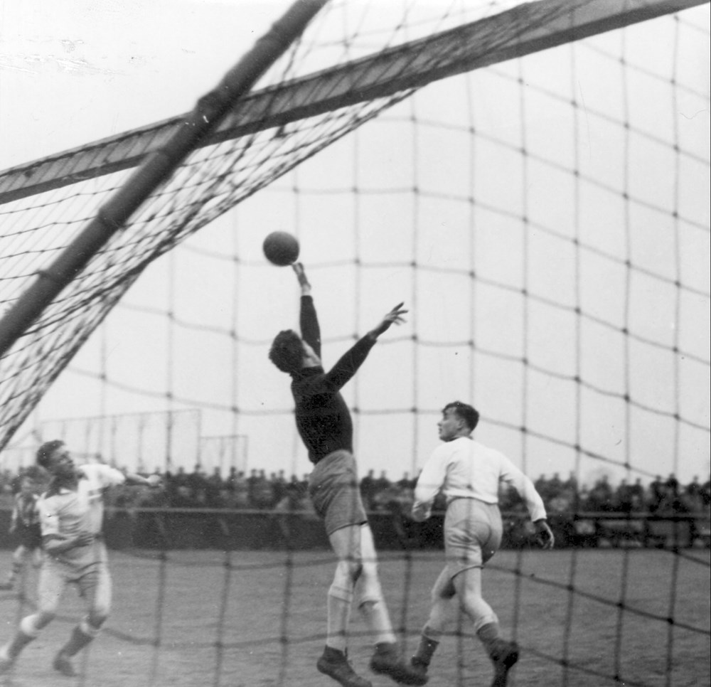 1940 Voetbal Z.A.C. 1