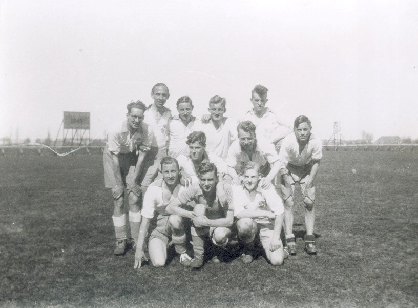 1940 Voetbal Z.A.C. 3
