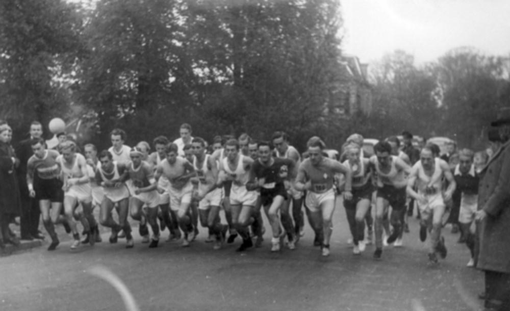 1953 Atletiek Jubileum Singelloop