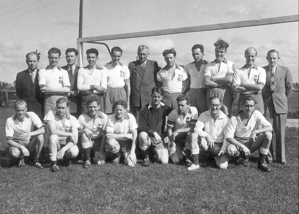 1953 Handbal Z.A.C. Heren 1