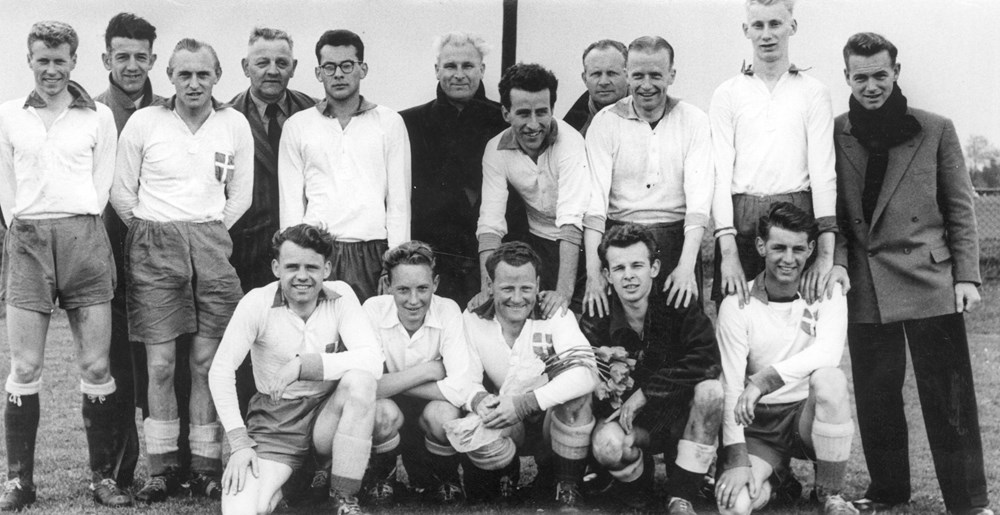 1955 Voetbal Z.A.C. 2