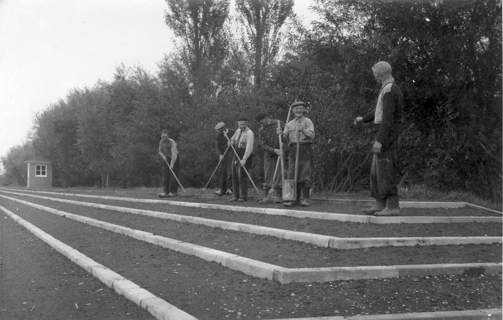 1958 Verenigingsleven Onderhoud