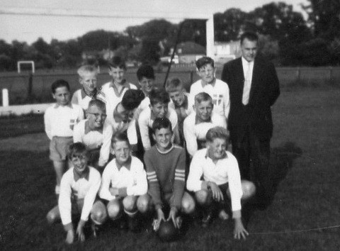 1958 Voetbal Z.A.C. P1