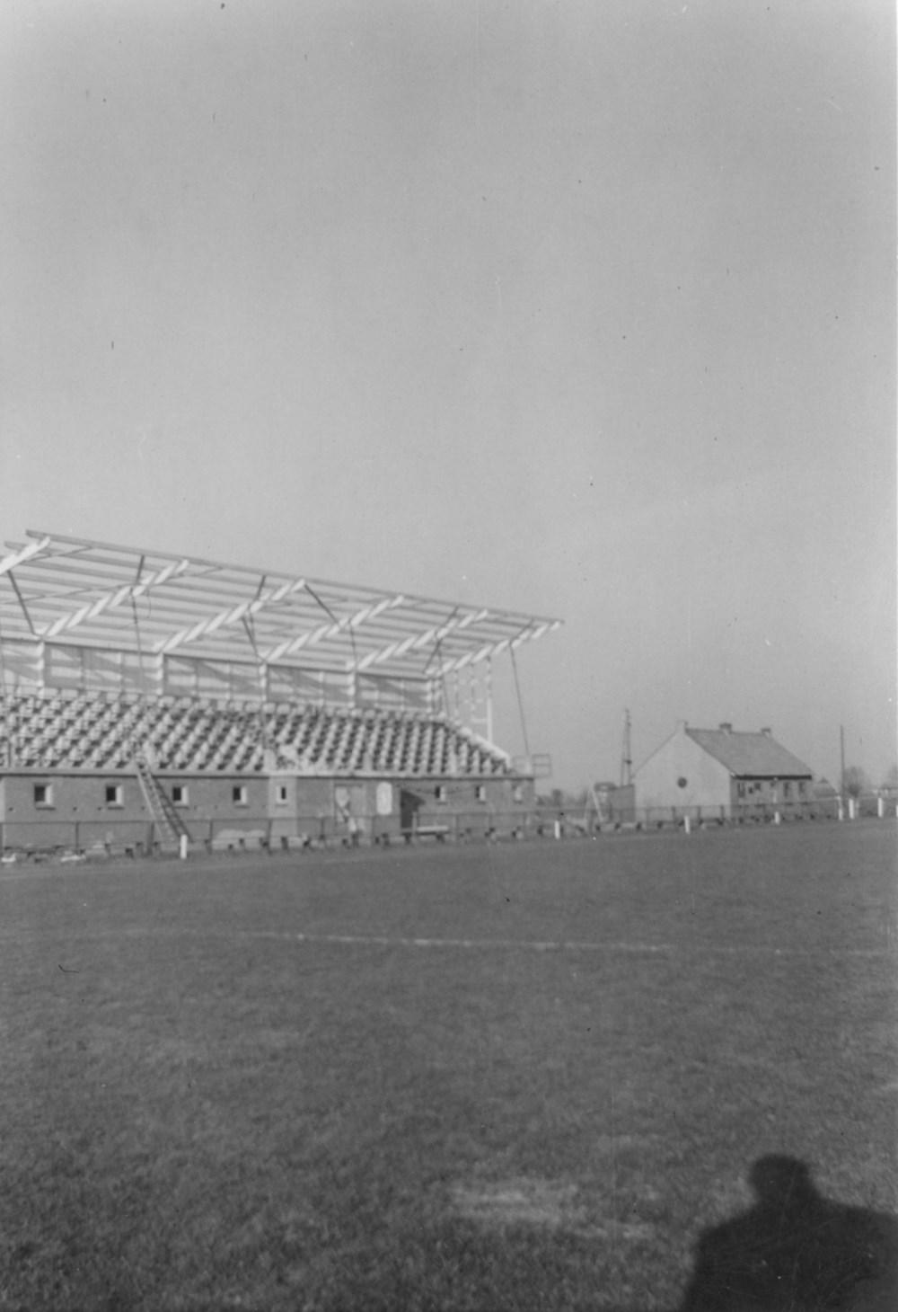 1959 Verenigingsleven Bouw tribune