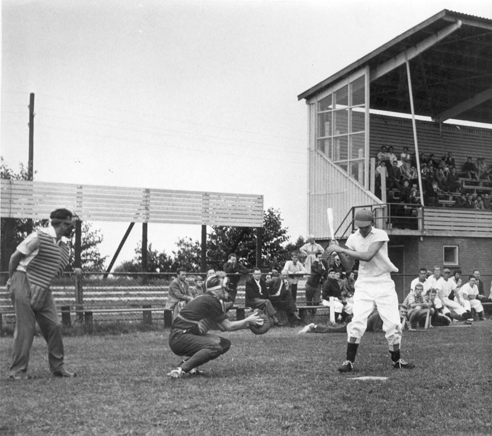 1959 Honkbal Z.A.C. heren 1