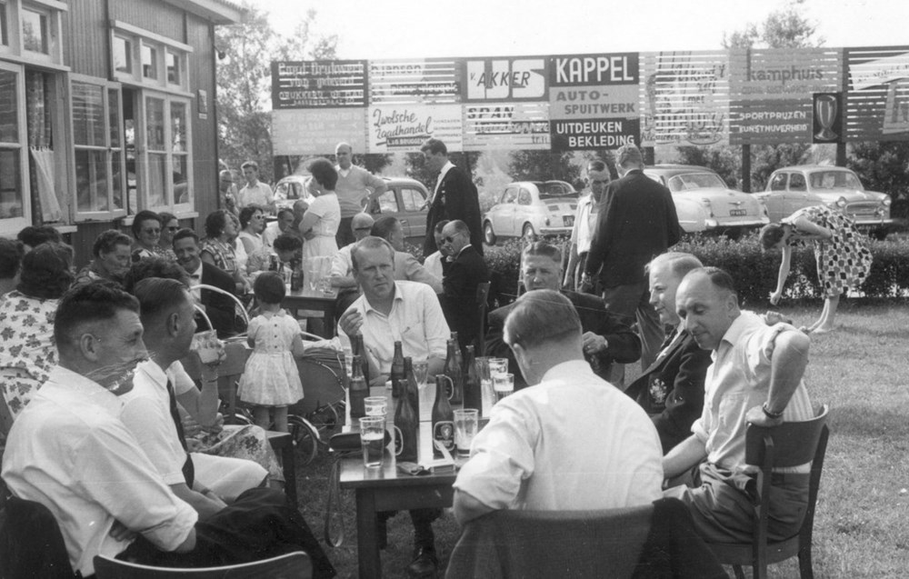 1960 Verenigingsleven Bezoek Horsham F.C.