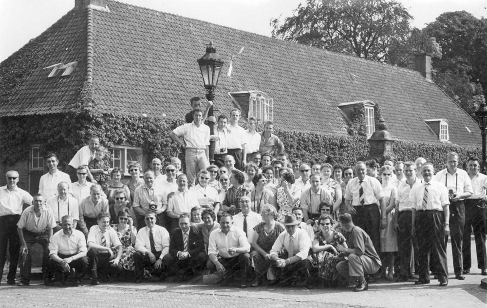 1960 Verenigingsleven Horsham F.C. op bezoek