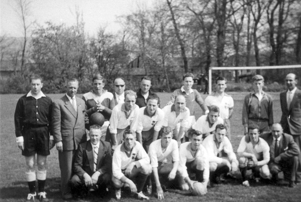 1960  Voetbal Z.A.C. 1