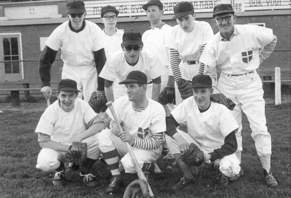 1960 Honkbal Z.A.C. 1