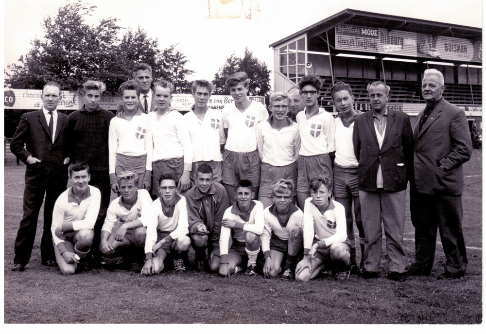 1962 Voetbal Z.A.C. B1