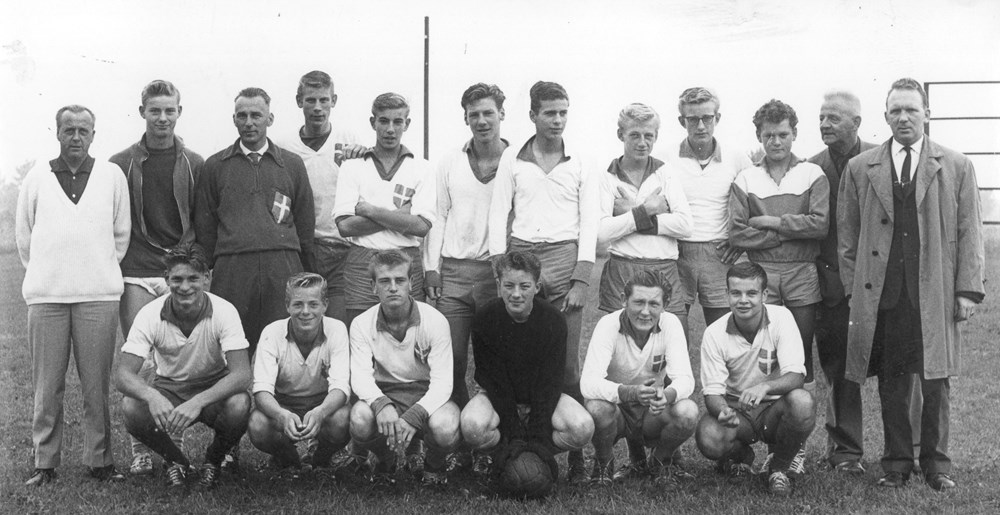 1963 Voetbal Z.A.C. A1