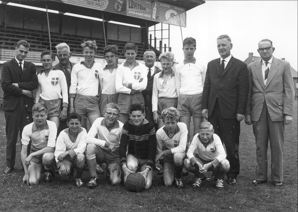 1962 Voetbal Z.A.C. C2