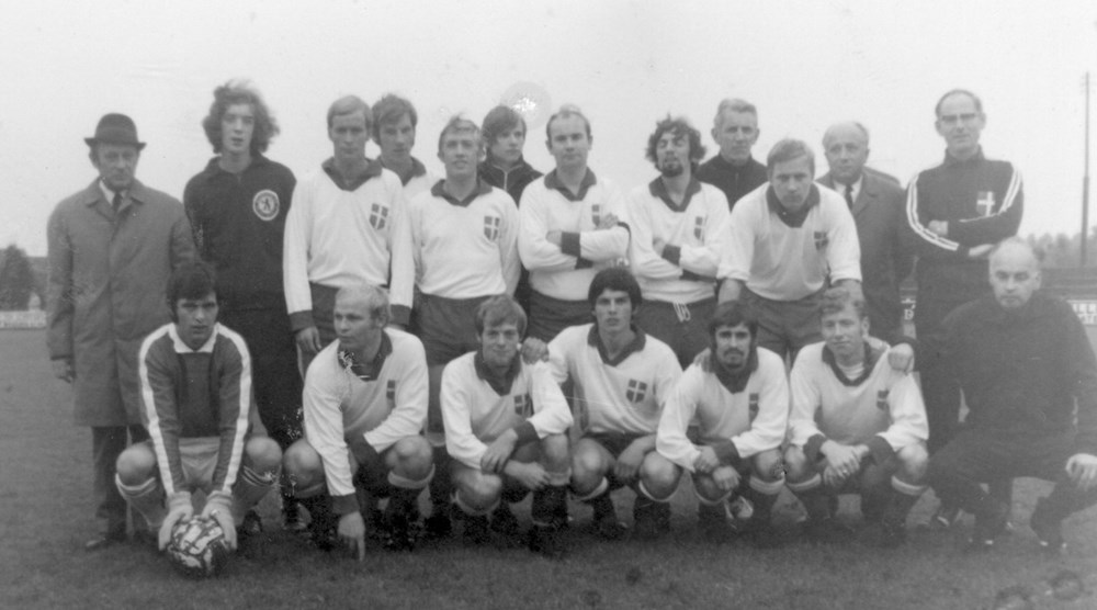 1968 Voetbal Z.A.C. 1