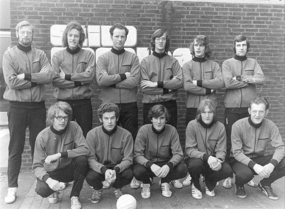 1972 Handbal Z.A.C. Heren 1 zaal