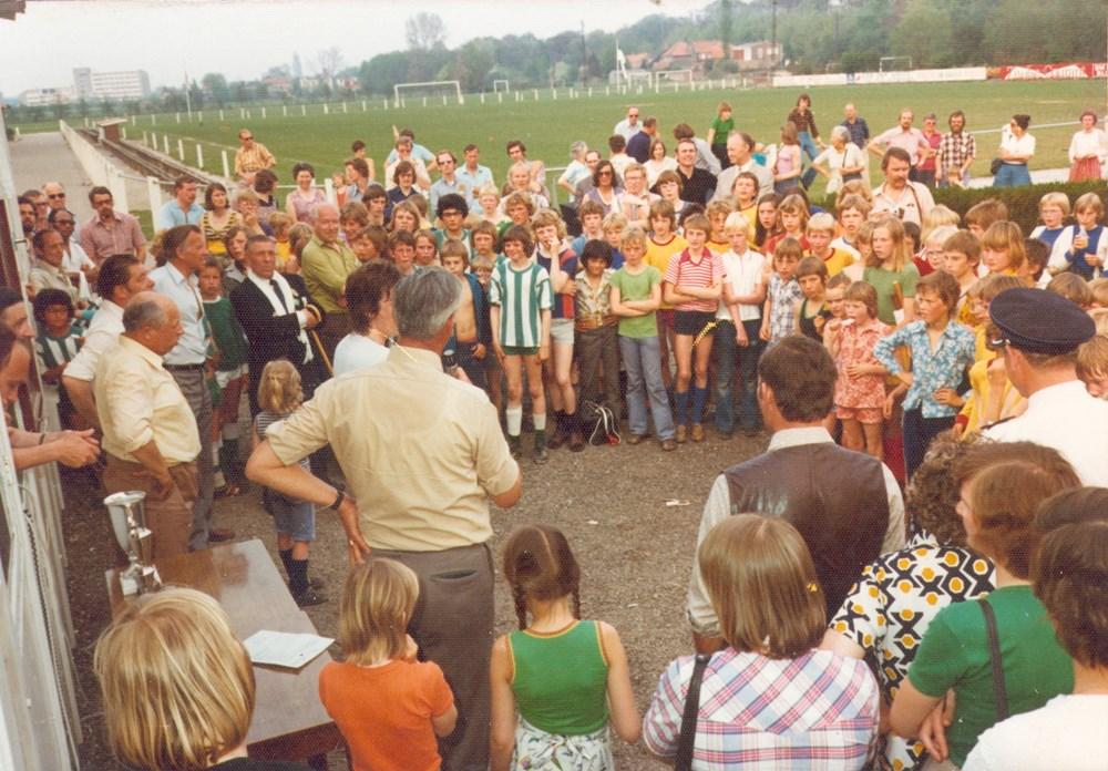 1973 Verenigingsleven Schoolvoetbal