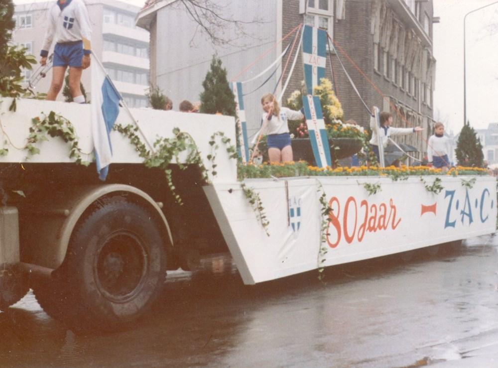 1973 Verenigingsleven Praalwagen Z.A.C.