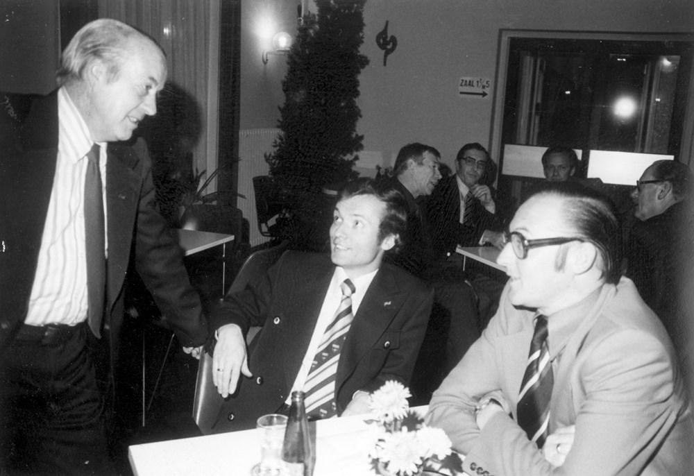 1973 Verenigingsleven Reünie 80-jarig bestaan
