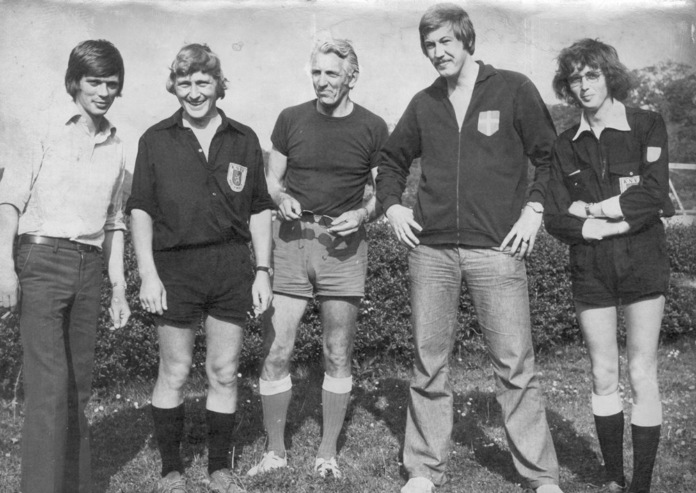 1974 Verenigingsleven Schoolvoetbal