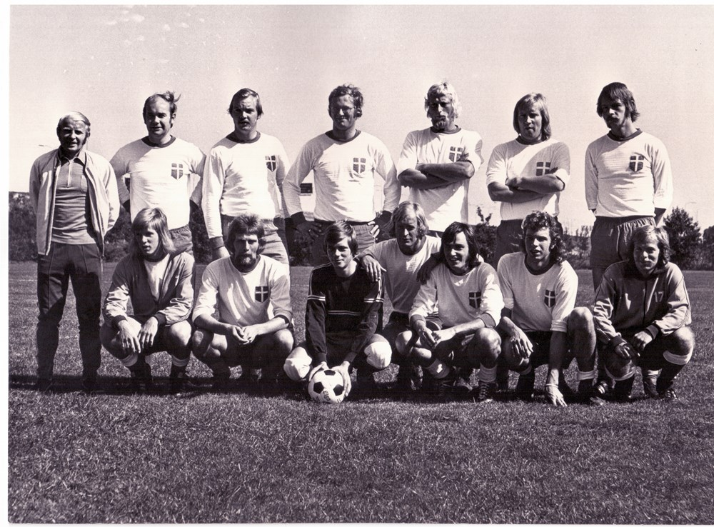 1973 Voetbal Z.A.C. 1