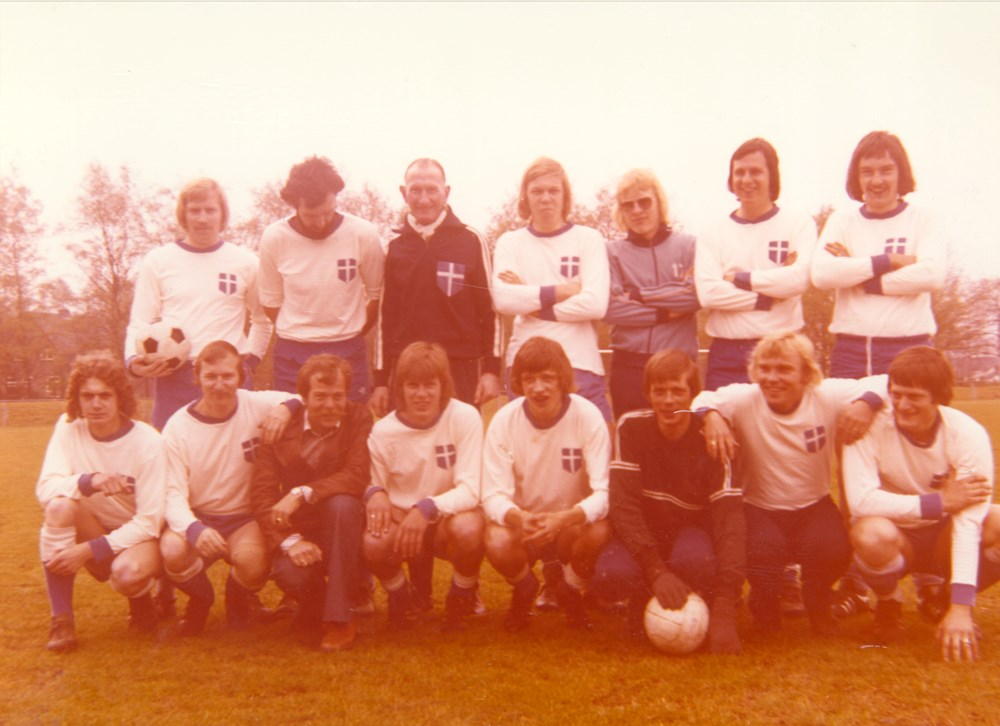 1975 Voetbal Z.A.C. 2