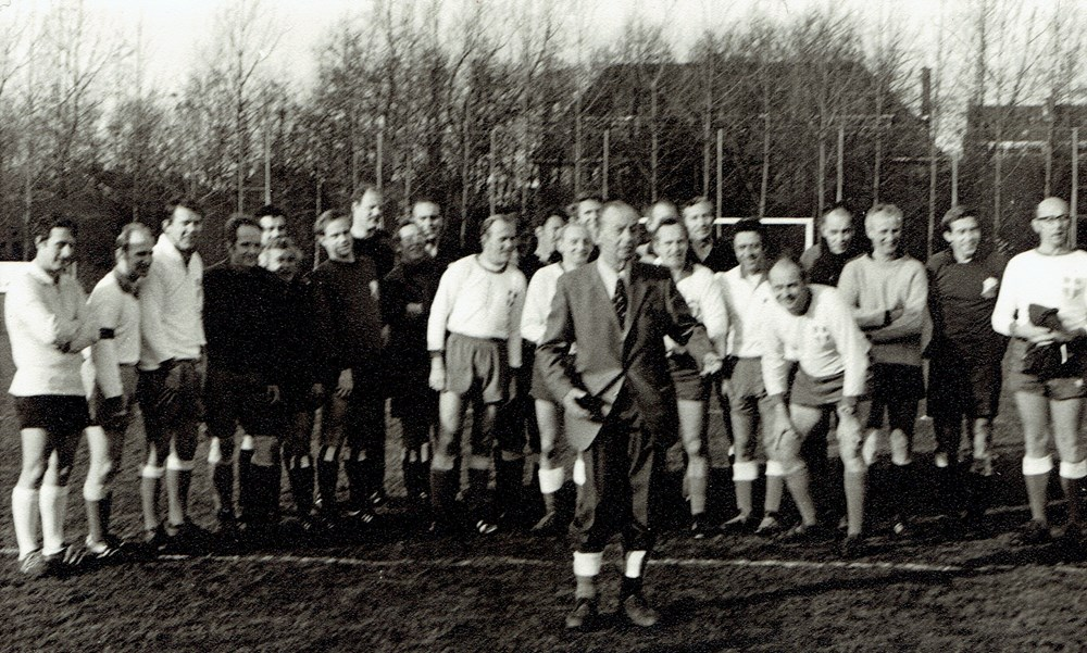 1976 Voetbal Z.A.C. 7 (veteranen)