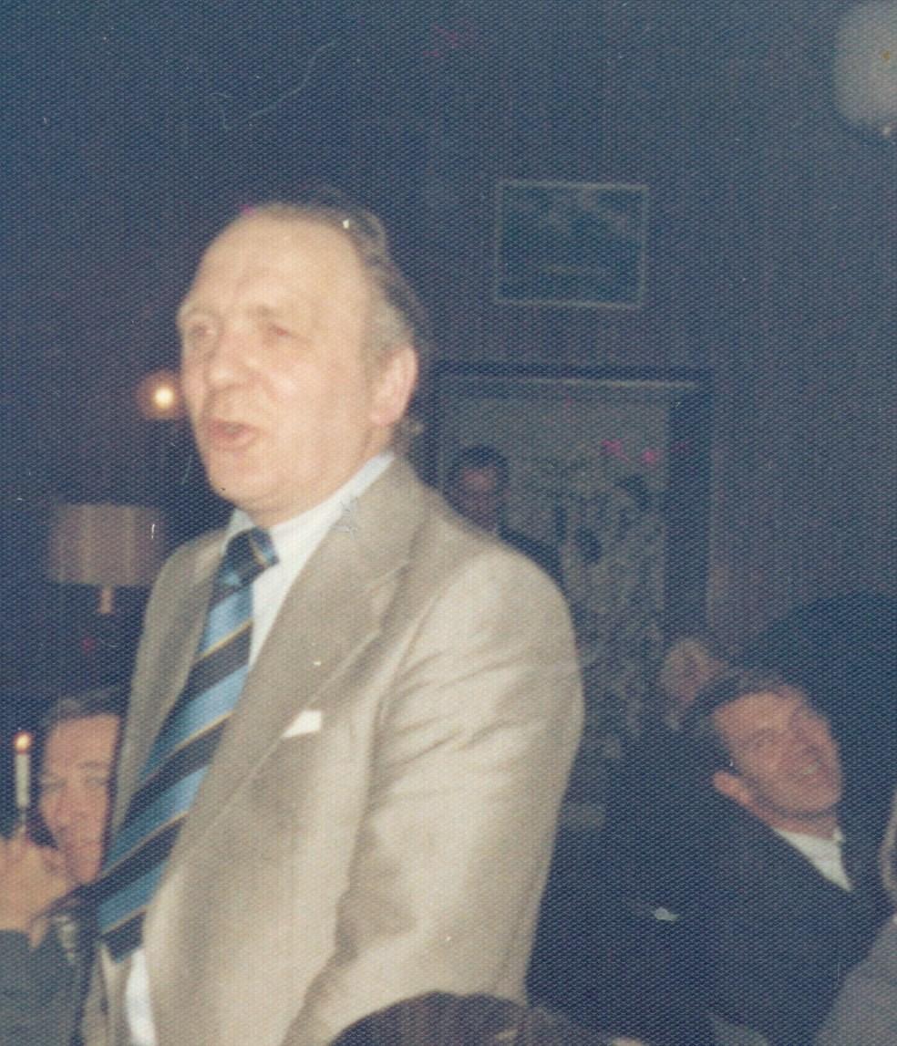 1976 Verenigingsleven Tussentijdse reünie
