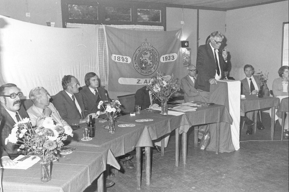 1978 Verenigingsleven Z.A.C. 85 jaar
