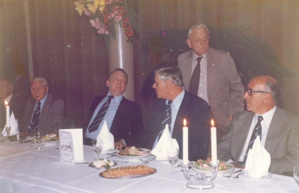 1978 Verenigingsleven Reünistendiner
