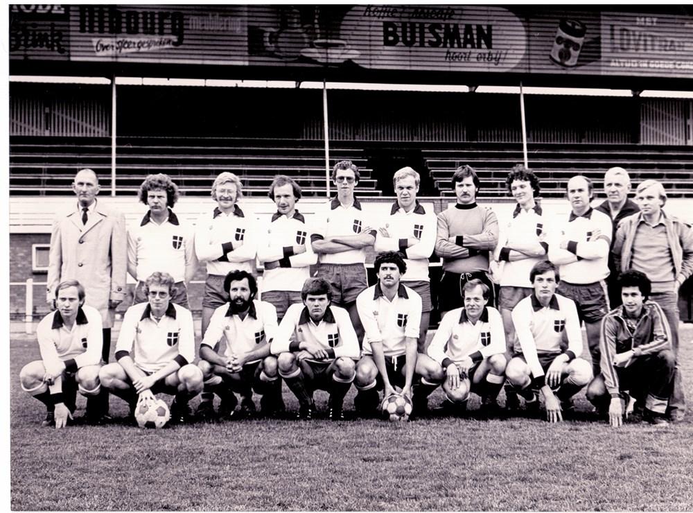 1978 Voetbal Z.A.C. 2 kampioen